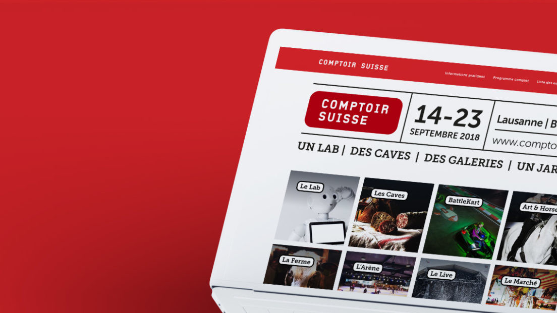 Comptoir-suisse-website-design-development